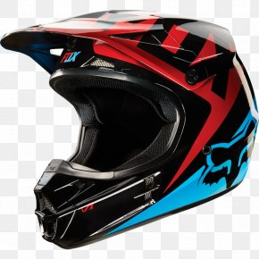 Motorcycle Helmets - Motorcycle Helmets Motorcycle Accessories Fox Racing PNG
