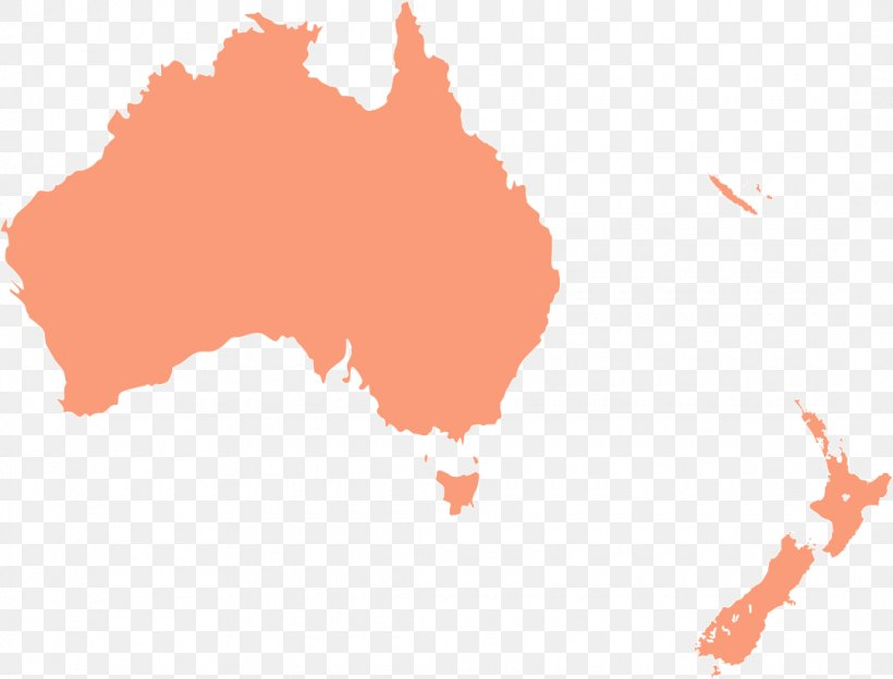 Vector Graphics Australia World Map New Zealand, PNG ...
