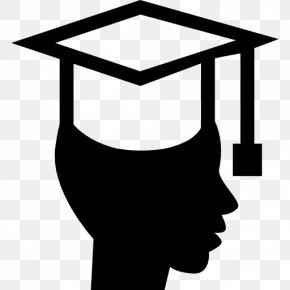 Education Cap - Square Academic Cap Graduation Ceremony Hat Education PNG