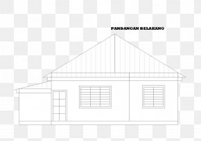 Rumah Kampung - House Architecture Shed Facade Property PNG