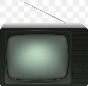 Vector TV - Television Set PNG