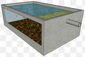 Water - Decantation Sedimentation Settling Basin Sewage Treatment Drinking Water PNG