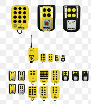 Radiocontrolled Model - Electronics Telephony Radio Control Electrical Switches PNG