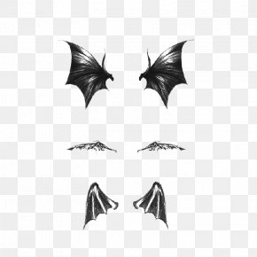 Devil Wings Icon Can Be Used For Decoration - Demon Devil Angel PNG