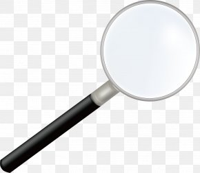 Magnifying Glass Vector Material - Magnifying Glass 3D Computer Graphics PNG