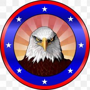 United States - Bald Eagle United States Clothing T-shirt Zazzle PNG