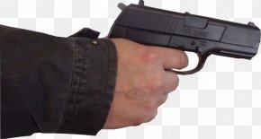 Weapon - Trigger Firearm Pistol Weapon PNG
