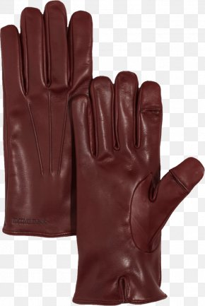 Leather Gloves Image - Glove Leather Clothing PNG