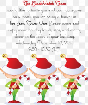Anniversary Flyer - Christmas Tree Breakfast Santa Claus Lunch PNG