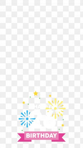 Birthday - Happy Birthday To You Party Anniversary Filter PNG
