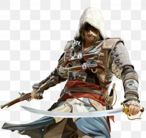 Assassins Creed - Assassin's Creed IV: Black Flag Assassin's Creed: Pirates Edward Kenway Piracy Uplay PNG