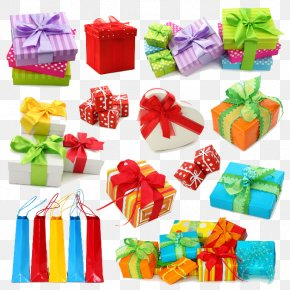 Gift Boxes - Christmas Gift Stock Photography Box PNG