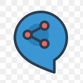 Communication Like Button PNG