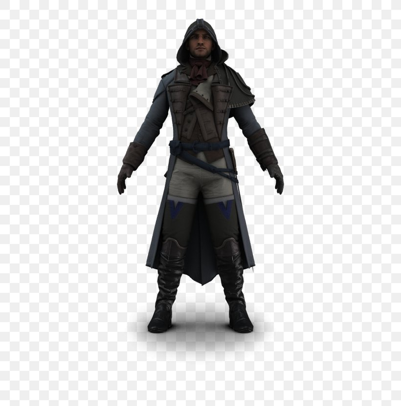 Assassin's Creed Unity Costume Design Digital Combat Simulator World Fiction, PNG, 416x832px, Costume, Action Figure, Character, Com, Costume Design Download Free