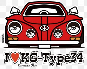 3d Love - Car Motor Vehicle Automotive Design Volkswagen PNG
