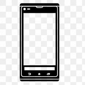 Cell Site Icon - IPhone Android Smartphone PNG