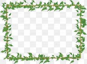 Flower - Borders And Frames Floral Design Clip Art Flower PNG