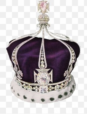 Chinese Style Crown - Crown Jewels Of The United Kingdom Koh-i-Noor Crown Of Queen Elizabeth The Queen Mother Diamond PNG