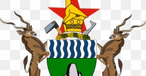 Flag - Flag Of Zimbabwe Coat Of Arms Of Zimbabwe PNG
