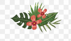 Hand-painted Floral - Floral Design Flower Watercolor Painting PNG