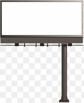 Transparent Billboard - Billboard PNG