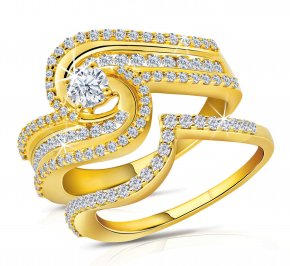Jewelry - Earring Jewellery Gold PNG