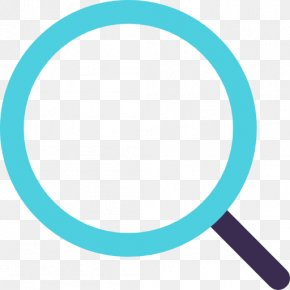 Magnifying Glass - Magnifying Glass Circle Angle Clip Art PNG