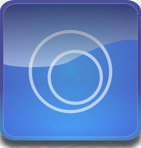 Aqua Cliparts - Button Clip Art PNG