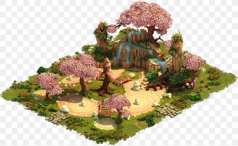 Elvenar Japanese Rock Garden Png 1063x652px Elvenar Flower Garden Game Garden Garden Tool Download Free