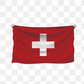 Vector Flag Country Switzerland - Flag Of Switzerland Flag Of Switzerland Gallery Of Sovereign State Flags PNG