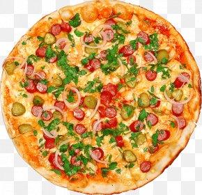 Pizza - Pizza Italian Cuisine Prosciutto Take-out PNG