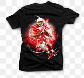 T-shirt - T-shirt Nike Graphic Design Poster PNG