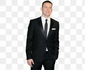 Channing Tatum - Channing Tatum 21 Jump Street Suit Male Blazer PNG