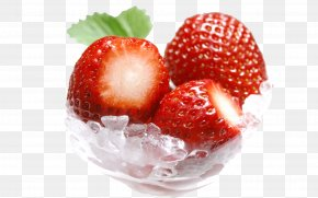 Frozen Strawberries - Strawberry Classified Advertising Food PNG