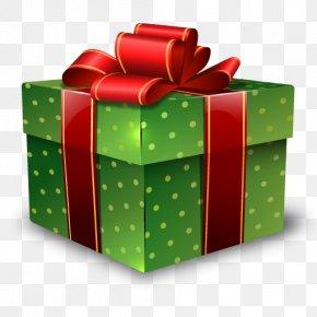 Present - Christmas Gift Dig Deep My Grave Christmas Gift PNG