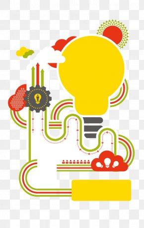 Light Bulb - Business Teamwork Clip Art PNG