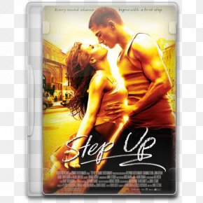 Step Up - Poster Advertising Film PNG