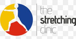 Logo Stretching Physician Brand PNG
