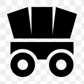 Wagong - Covered Wagon Car Wheel Conestoga Wagon PNG