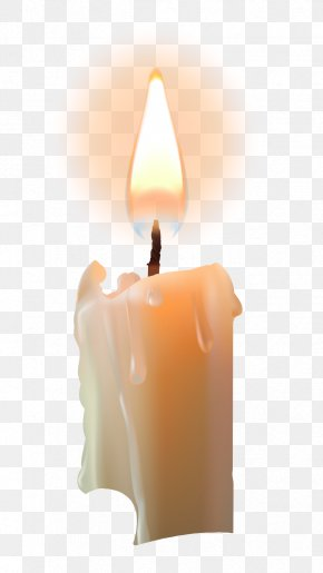 Candle For Blessing - Candle Computer File PNG