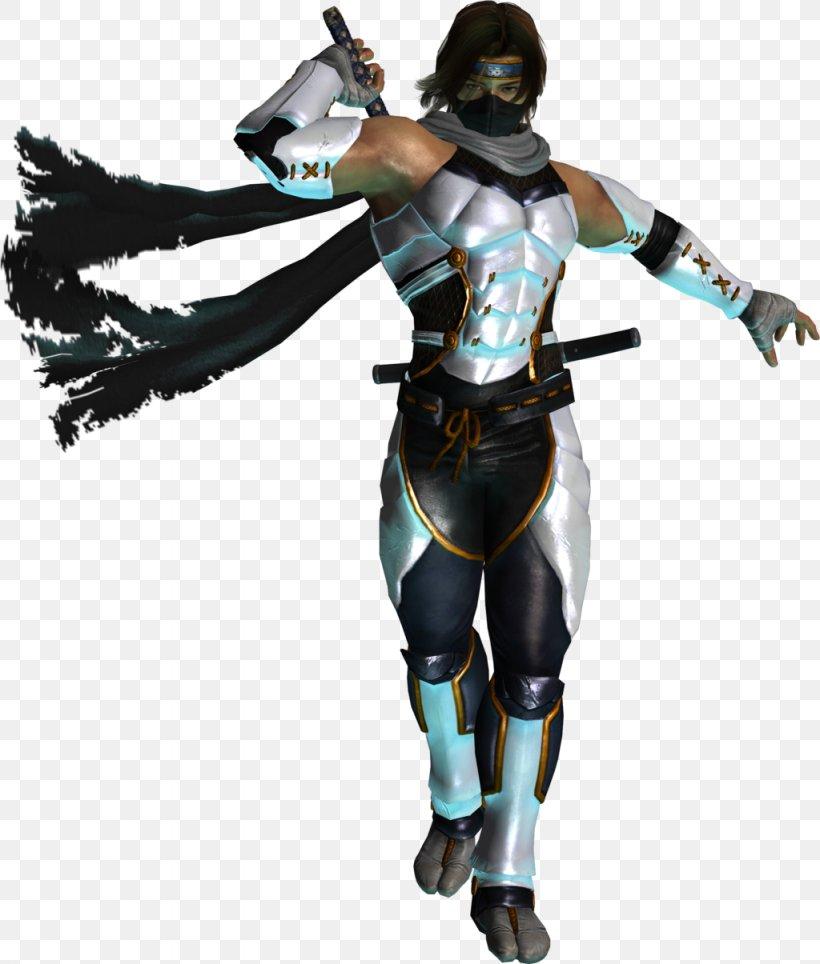 Ryu Hayabusa Ninja Gaiden 3 Dead Or Alive 5 Kasumi Png