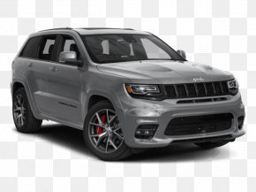 Jeep Grand Cherokee - 2018 Jeep Grand Cherokee Trackhawk SUV Chrysler Sport Utility Vehicle 2018 Jeep Grand Cherokee SRT PNG