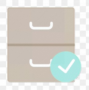 Turquoise Document Icon - Archive Icon Interaction Assets Icon Document Icon PNG