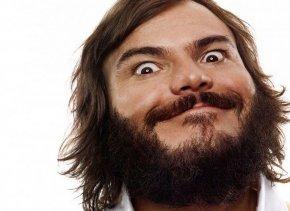 Beard - Jack Black Goosebumps Film Producer YouTube PNG
