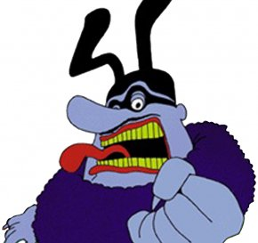 Cartoon Submarine - Chief Blue Meanie Blue Meanies Jeremy Hilary Boob, Ph.D The Beatles Yellow Submarine PNG