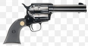 38 Special Gun Smith And Wesson - Colt Single Action Army Revolver Chiappa Firearms Pistol PNG