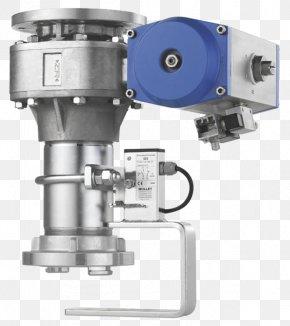 Silo Kugelventil Cylinder Ball Valve Flange PNG