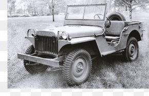 Willys MB - Jeep CJ Willys MB Car Willys Jeep Station Wagon PNG
