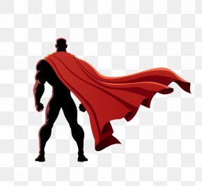 Cartoon Superman - Superhero Stock Photography Royalty-free Stock Illustration PNG