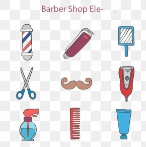 Hairdresser - Barbershop Hairdresser PNG